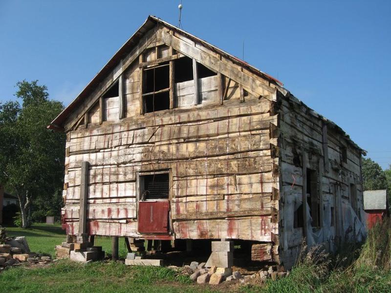 Ney Log Cabin
