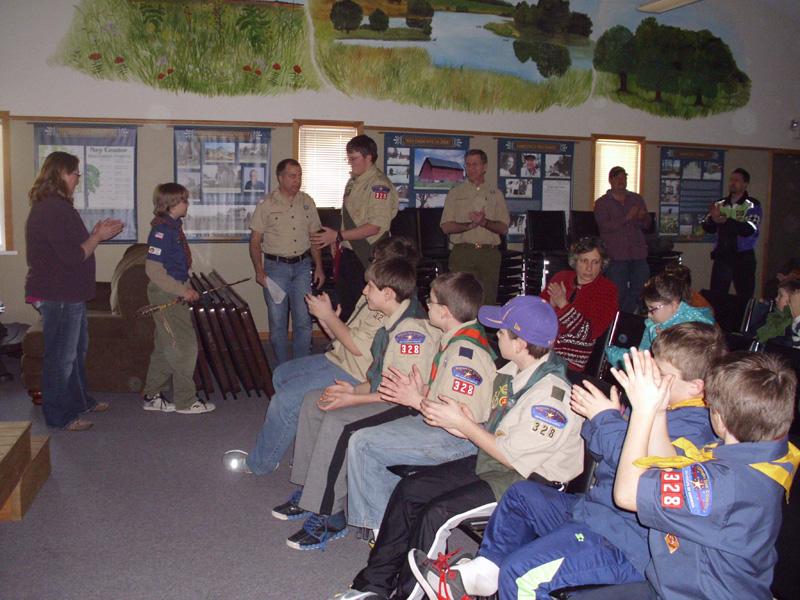 Boyscout Club Scout Program