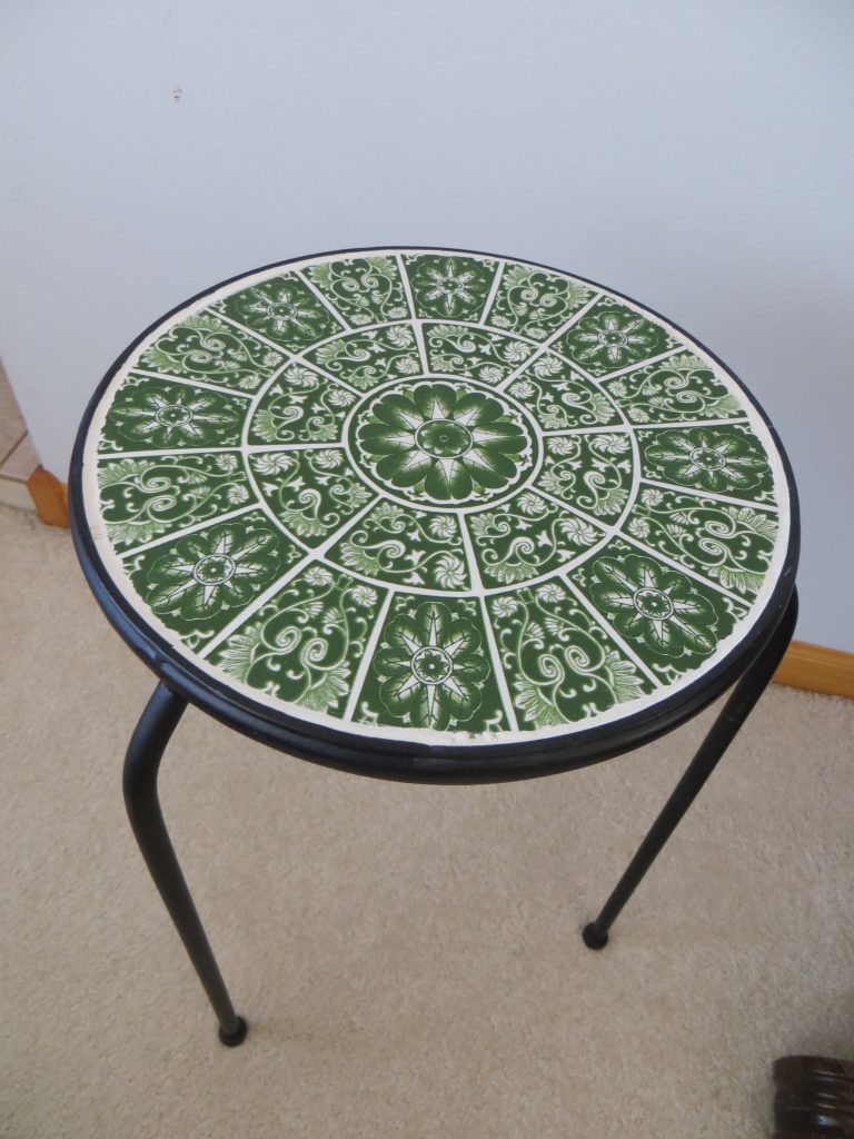 12 Tile Accent Table by Benders True Value Hardware