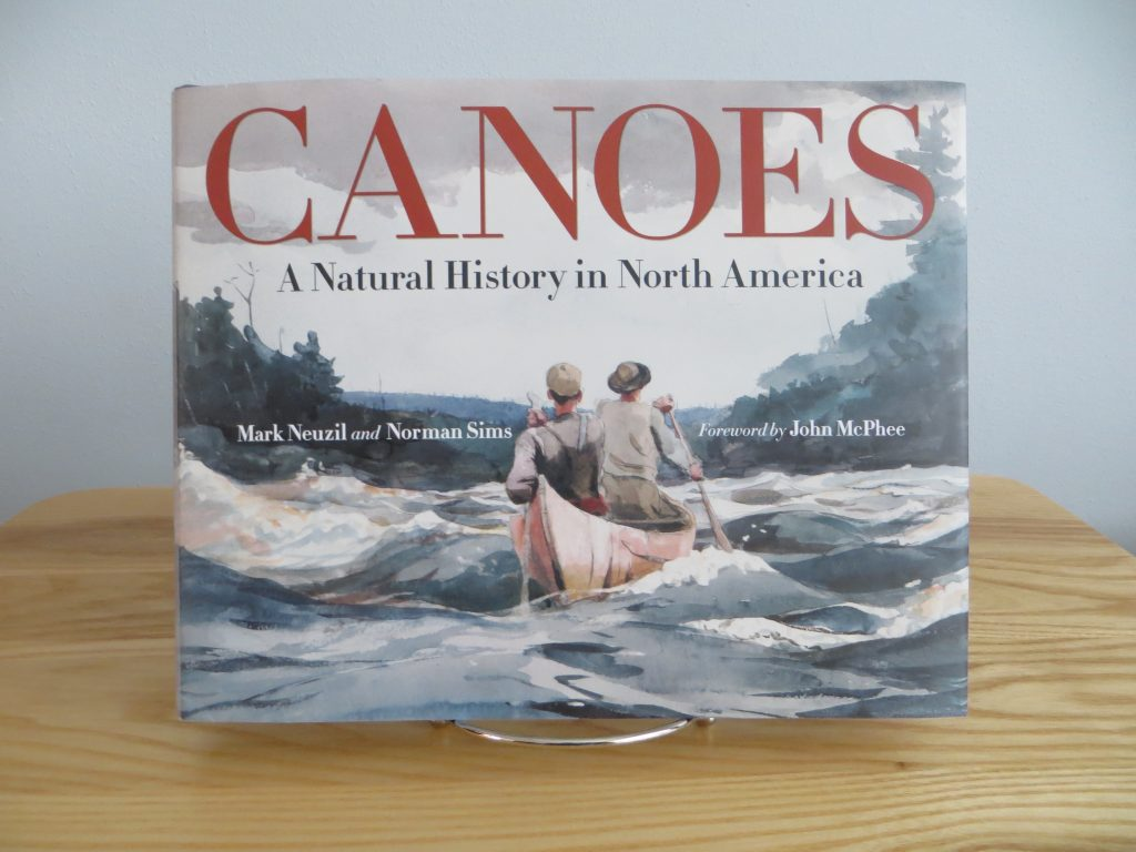 Book Canoes by Thomas Rice & Mary Becker