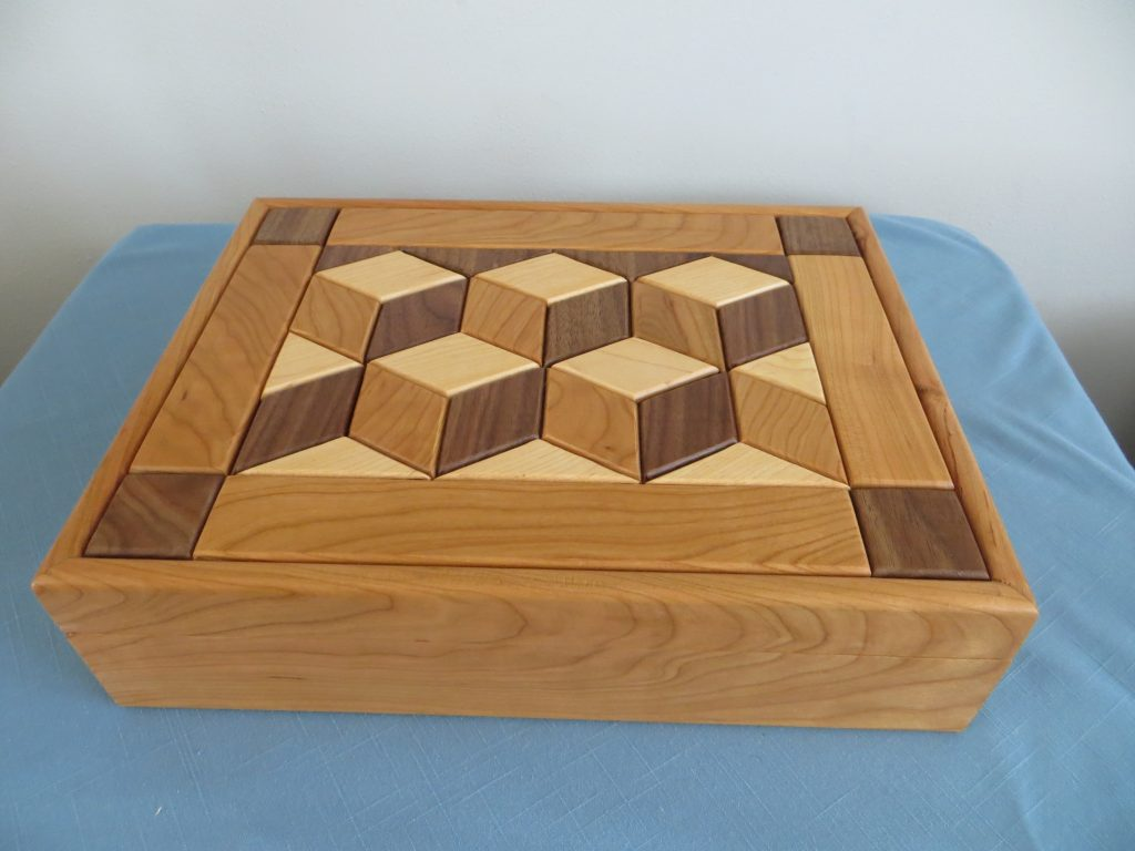Keepsack Box Handcrafted by Ollie Heitkamp
