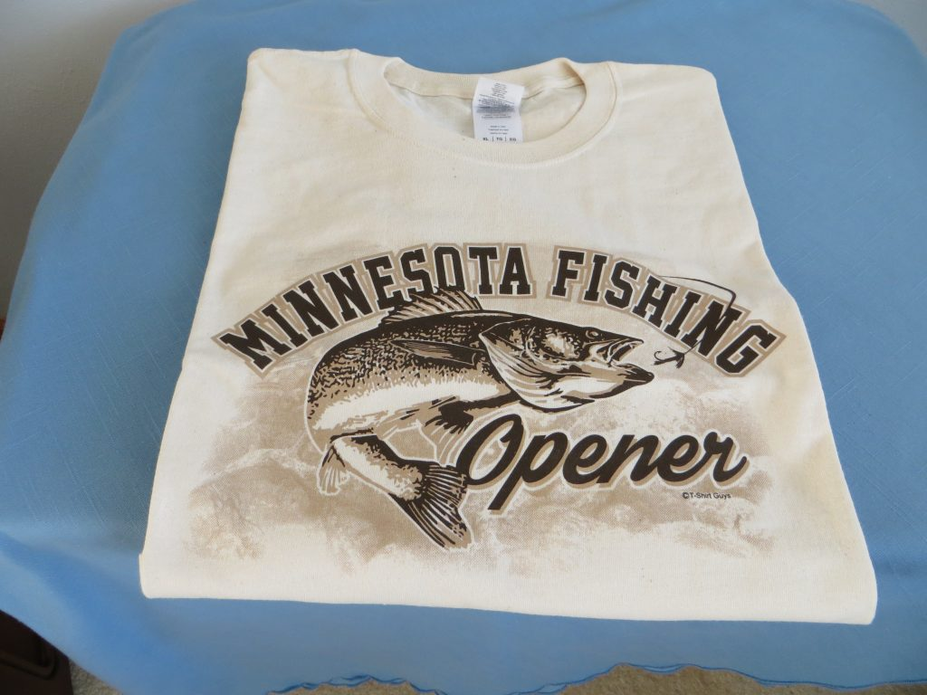 MN Fishing Opener T-Shirt (XL)bby Toody's Sweet Treats