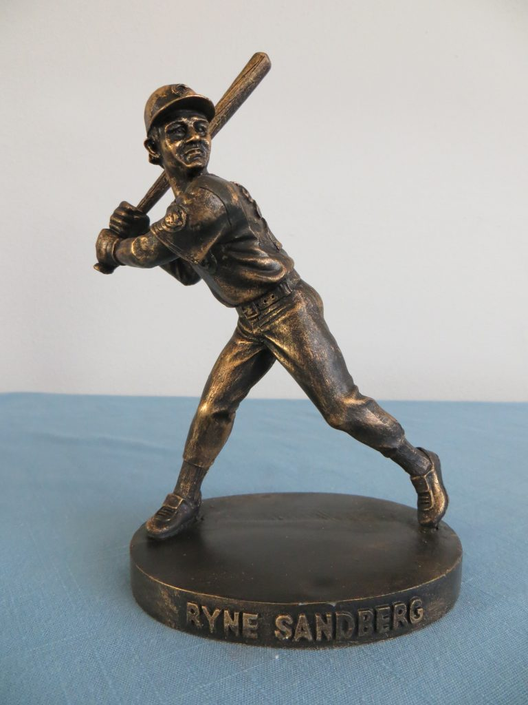 Ron Sandberg Collectible Statue By Cornerstone Advisors