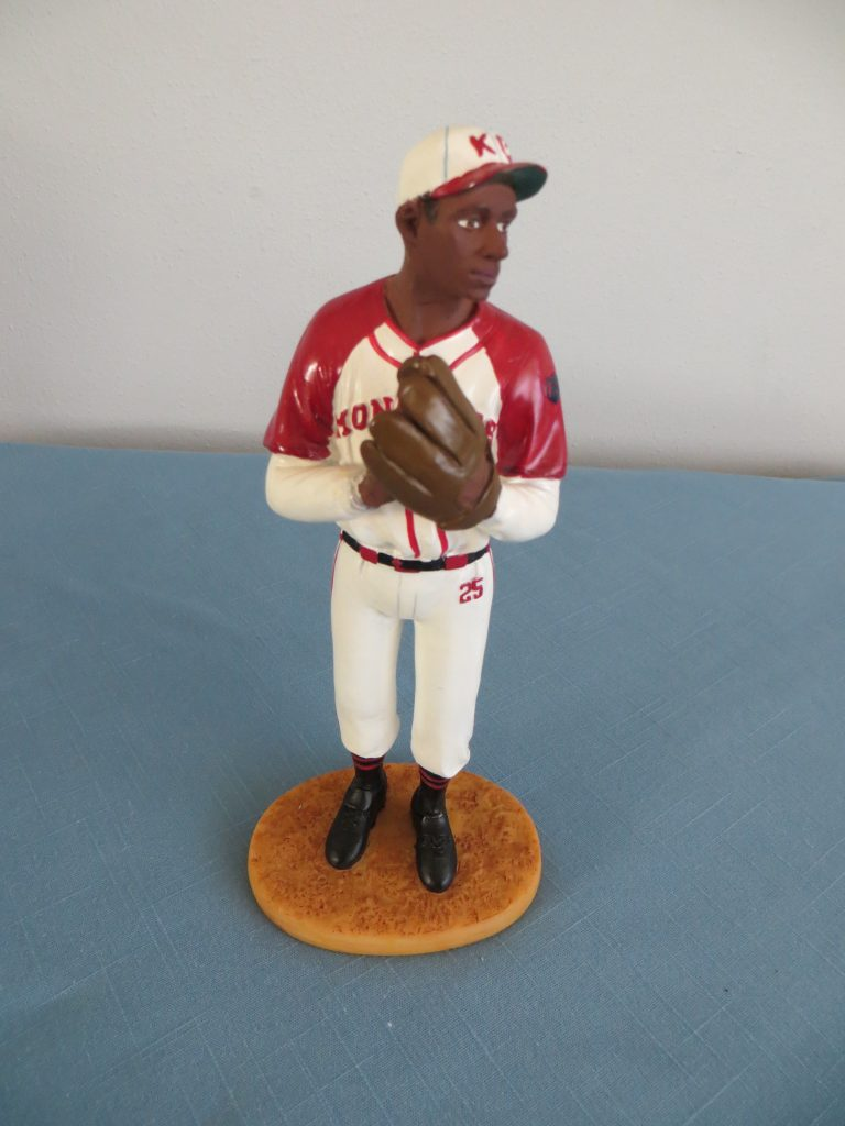 Satchel Paige's Hartland New Classics Collectible Statue