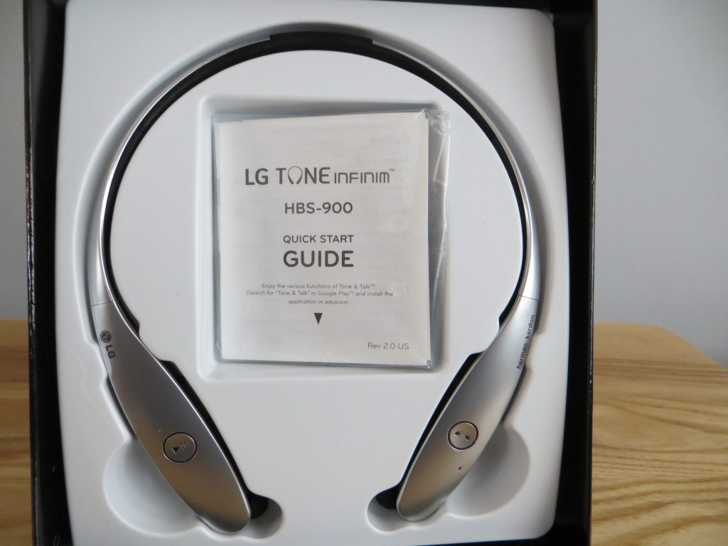 Toneinfinim Premium Wireless Stereo Headset by Carol Jackson