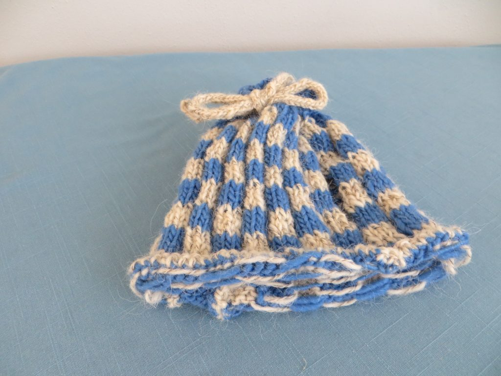 Wool Tea Cosy by Janet Nordstrom